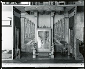 view Stettheimer Dollhouse: The Foyer, [decorative arts] / (photographed by Peter A. Juley & Son) digital asset number 1