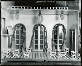 view Stettheimer Dollhouse: The Ballroom, [decorative arts] / (photographed by Peter A. Juley & Son) digital asset number 1