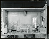 view Stettheimer Dollhouse : The Master Bedroom, [decorative arts] / (photographed by Peter A. Juley & Son) digital asset number 1