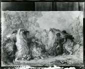 view Women in a Landscape [painting] / (photographed by Peter A. Juley & Son) digital asset number 1