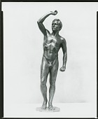view The Unknown Dancer [sculpture] / (photographed by Peter A. Juley & Son) digital asset number 1