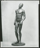 view African Boy Dancing, [sculpture] / (photographed by Peter A. Juley & Son) digital asset number 1