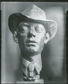 view Gaston Longchamp [sculpture] / (photographed by Peter A. Juley & Son) digital asset number 1