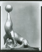 view Seal with Ball [sculpture] / (photograhed by Peter A. Juley & Son) digital asset number 1