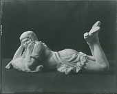 view Dahlov Reclining [sculpture] / (photographed by Peter A. Juley & Son) digital asset number 1