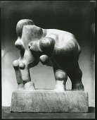 view Young Calf [sculpture] / (photographed by Peter A. Juley & Son) digital asset number 1