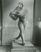 view Babe Ruth [sculpture] / (photographed by Peter A. Juley & Son) digital asset number 1