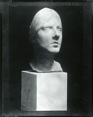 view Eleonora Duse [sculpture] / (photographed by Peter A. Juley & Son) digital asset number 1