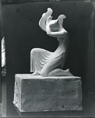 view Modern Figure Symbolic of Music [sculpture] / (photographed by Peter A. Juley & Son) digital asset number 1