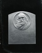 view Edwin Emerson Tombstone [sculpture] / (photographed by Peter A. Juley & Son) digital asset number 1