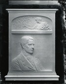 view Memorial to Dr. John Hewetson [sculpture] / (photographed by Peter A. Juley & Son) digital asset number 1
