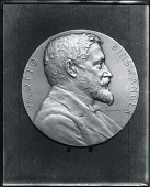 view Dr. Otto Binswanger [sculpture] / (photographed by Peter A. Juley & Son) digital asset number 1
