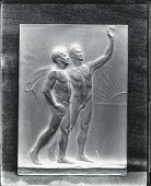 view Carl Schurz Plaque [sculpture] / (photographed by Peter A. Juley & Son) digital asset number 1