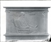 view Bas-Relief of Lyman Abbott [sculpture] / (photographed by Peter A. Juley & Son) digital asset number 1
