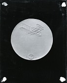 view Wright Brothers: Aero Club of America medal [sculpture] / (photographed by Peter A. Juley & Son) digital asset number 1
