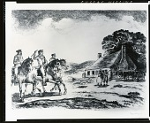 view En Route to the First Continental Congress [graphic arts] / (photographed by Peter A. Juley & Son) digital asset number 1