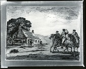 view En Route to the First Continental Congress [drawing] / (photographed by Peter A. Juley & Son) digital asset number 1