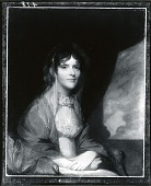 view Mrs. Winthrop Sargent [painting] / (photographed by Peter A. Juley & Son) digital asset number 1