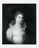 view Portrait of a Lady [painting] (photographed by Peter A. Juley & Son) digital asset number 1