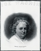 view Martha Washington [graphic arts] / (photographed by Peter A. Juley & Son) digital asset number 1
