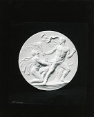 view Medallic Art Co. N.Y. The Society of Medalists - 6th Issue: Swift Runners (reverse) [sculpture] / (photographed by Peter A. Juley & Son) digital asset number 1