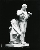 view Joseph Henry [sculpture] / (photographed by Peter A. Juley & Son) digital asset number 1