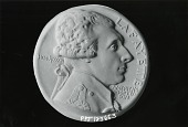 view Medaille Lafayette (obverse) [sculpture] / (photographed by Peter A. Juley & Son) digital asset number 1