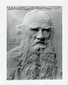 view Lev Nikolayevich Tolstoy [sculpture] / (photographed by Peter A. Juley & Son) digital asset number 1