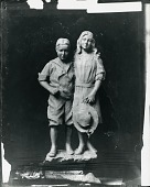 view Two Children [sculpture] / (photographed by Peter A. Juley & Son) digital asset number 1