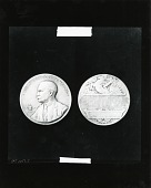 view Charles A. Coffin Medal [sculpture] / (photographed by Peter A. Juley & Son) digital asset number 1