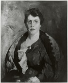 view Emma Goldman (painting) / (photographed by Peter A. Juley & Son) digital asset number 1