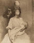 view A Mother, [photomechanical print] digital asset number 1