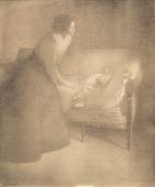 view A Mother [photomechanical print] digital asset number 1