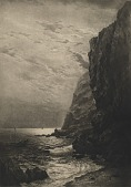 view The Foot of the Cliffs, [photomechanical print] digital asset number 1