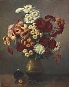 view Autumn Bouquet, [photomechanical print] digital asset number 1