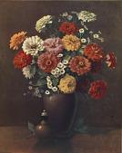 view Garden Bouquet, [photomechanical print] digital asset number 1