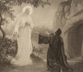 view Woman, Why Weepest Thou?, [photomechanical print] digital asset number 1