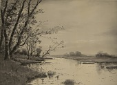 view Swansea Marshes, [photomechanical print] digital asset number 1