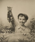 view Say, Is This Your Cat?, [photomechanical print] digital asset number 1