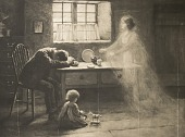 view The Widower, [photomechanical print] digital asset number 1