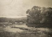 view Aberjona River, [photomechanical print] digital asset number 1