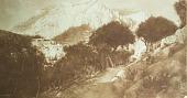 view Early Moonlight, Capri, [photomechanical print] digital asset number 1