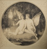 view Cupid and Psyche, [photomechanical print] digital asset number 1