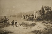 view On Classic Shores, [photomechanical print] digital asset number 1