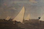 view Sailing, [photomechanical print] digital asset number 1