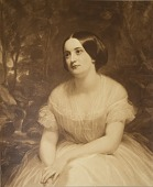 view Portrait of a Lady, [photomechanical print] digital asset number 1