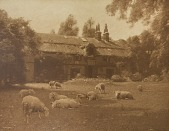 view Home of Charles Jacque at Barbizon, France, [photomechanical print] digital asset number 1