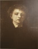 view Head of a Boy, [photomechanical print] digital asset number 1