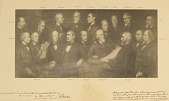 view Promoters of the Congressional Library [photomechanical print] digital asset number 1