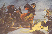 view Across the Delaware, Christmas 1776 [photomechanical print] digital asset number 1